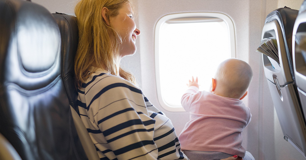 Air-travel-with-baby