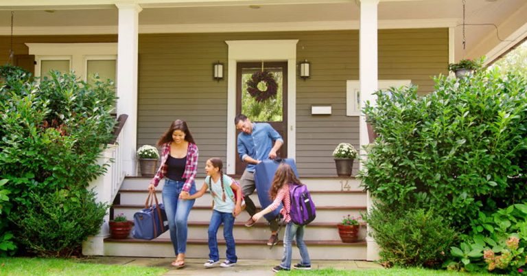 Before You Ever Leave Home, Follow These Safety Tips