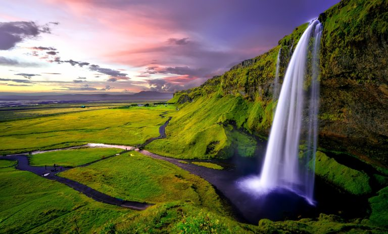 Iceland – the land of ice and fire